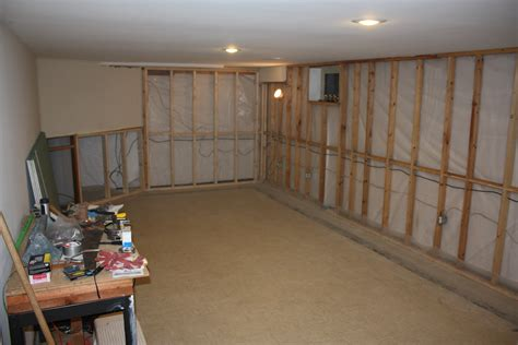 decor   create striking framing basement walls