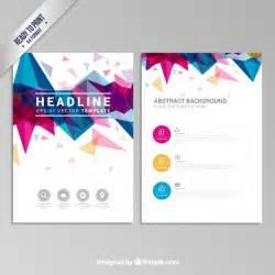 leaflet design brochure design vectors photos and psd files free