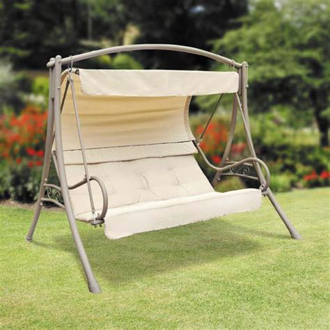 suntime seville swing replacement canopy garden winds canada