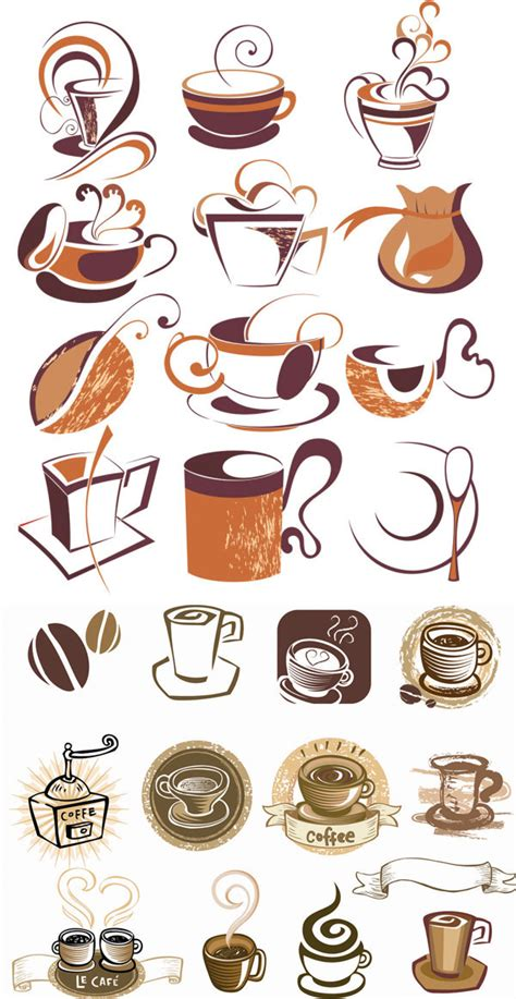 Coffee Vector – eps ai.blogspot.com: White Vector Coffee Cup   Free Vector Images and Graphics
