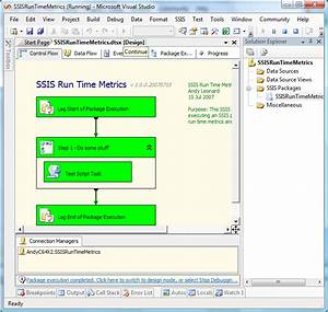 andy leonard ssis design pattern etl instrumentation With ssis design document template