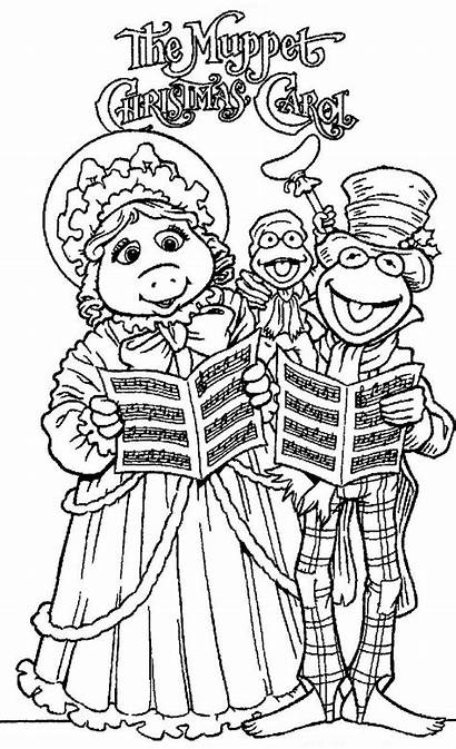 Kermit Muppets Miss Piggy Muppet Colorir Desenhos