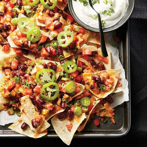 nachos supreme recipe 20 pub style snacks for chatelaine