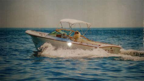 Sportsman Boats History by 1978 Lyman 24 Sportsman Power Boat For Sale Www