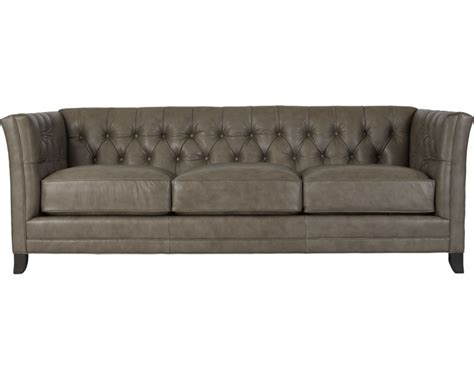 thomasville leather sofa with chaise sofa thomasville markham sofa impressions thomasville