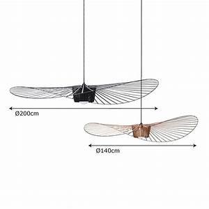 Suspension Noir Et Cuivre : vertigo suspension 140cm cuivre rosace et c ble noir ~ Melissatoandfro.com Idées de Décoration