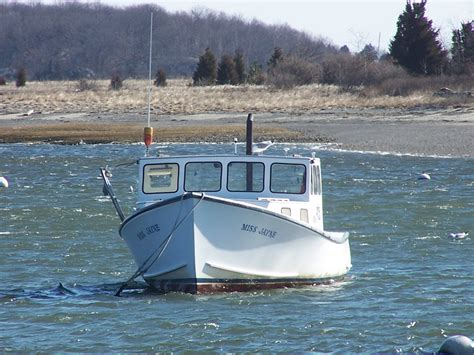 Boat Hulls For Sale by 35 Downeast Lobster Boat For Sale The Hull