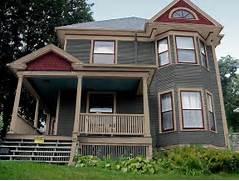 Exterior Colour Schemes For Victorian Homes by Exterior Paint Colors