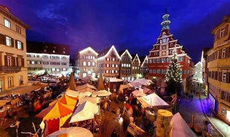 in esslingen and market in esslingen germany
