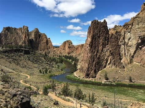 free photo smith rock oregon mountain free image on