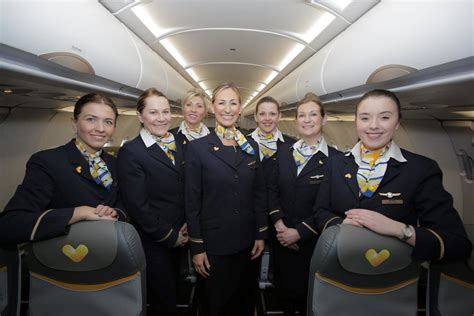 Thomas Cook Airlines International Women's Day Cabin Crew ...