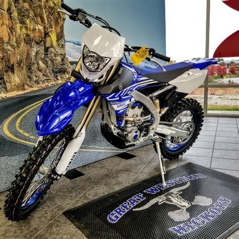 Yamaha Wr250 R 2019 by New 2019 Yamaha Wr250f Motorcycles In Hickory Nc Stock