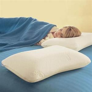 the pressure relieving support of tempur pedicr with a With best tempurpedic pillow for neck pain