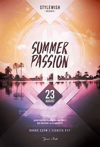 Summer, Poster, Designs, On, Behance