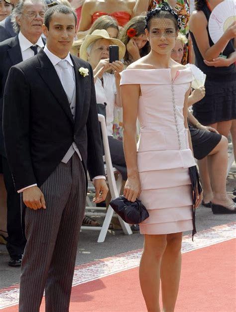 fashionable   monaco royal wedding mole empire