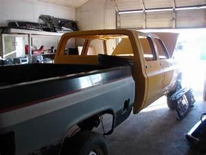 1985 Chevy K30 Cc Build