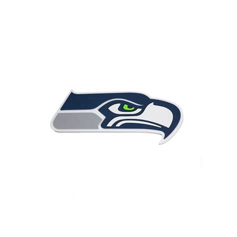 shop nfl seattle seahawks logo foam sign  shipping