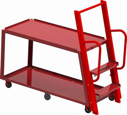 Pick Carts Picking Cart Tote Tiffin Metal