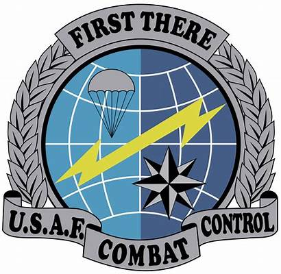 Combat Usaf Control Force Air Insignia United