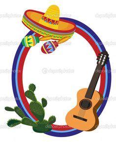 mexican fiesta borders clip art  bing images