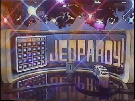 super jeopardy set game show kingdom pinterest