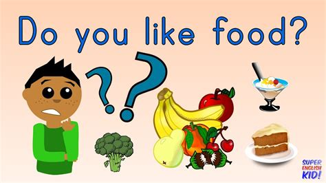 do you like food song for kid 219 | maxresdefault