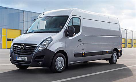 Opel Movano by Opel Movano Sicherer Dank Neuer Assistenzsysteme