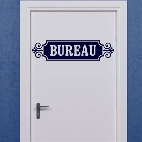 sticker bureau sticker porte bureau et arabesques stickers et