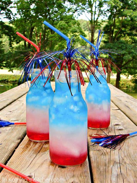 4th of july alcoholic drinks july 4th layered drinks tutorial www inkatrinaskitchen com