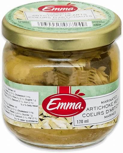 Marinated Artichoke Emma Hearts Ml Coeurs Artichauts