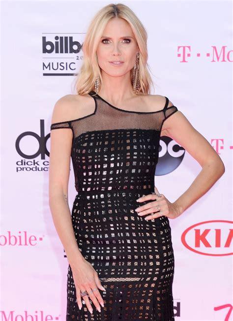 Heidi Klum Billboard Music Awards Las Vegas