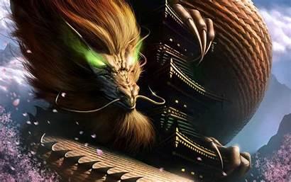 Dragon Chinese Ancient Wallpapers China Widescreen Fantasy