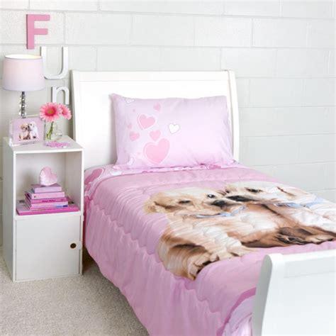 rachael hale kitten puppy bedding giveaway - Puppy Comforter Set