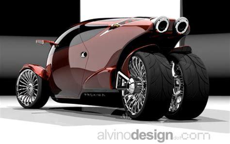 Proxima Vehicle Seeks To Merge Car And Motorcycle