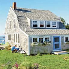 New England Style Beach Cottage  20 Beautiful Beach