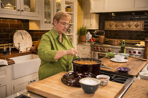 the kitchen tv show chef lidia bastianich chooses clarke s test kitchen for