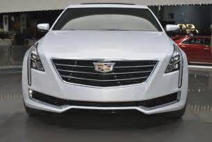 cadillac xts 2013 price 2016 cadillac ct6 leaked ahead of nyias debut autoevolution