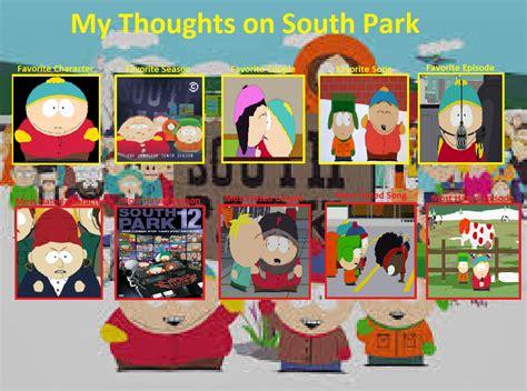 Nice Meme South Park - south park thoughts meme by superjonser on deviantart