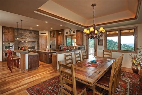 Kitchen Floor Plans With Hearth Room by House Plans With Hearth Room Kitchen
