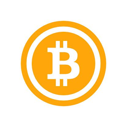 Over 20+ bitcoin vector png images are for totally free download on pngtree.com. Blockchain Bitcoin Icon Symbol Vector Stock Illustration - Download Image Now - iStock