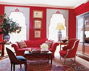 Color roundup using red in interior design part 2 for Using red in interior design