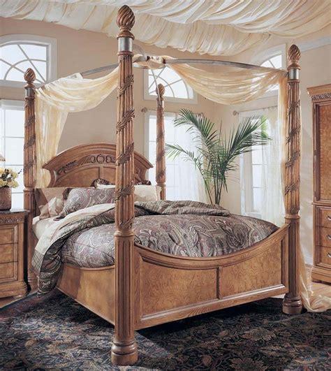 canapé beddinge king size wynwood canopy bed master bedroom