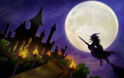 Halloween Witches Wallpapers Graphics Elina Urahara Stotz