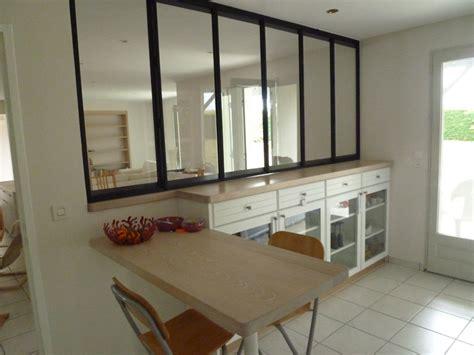 meuble cuisine laqué blanc agencement intérieur cuisiniste près de mont de marsan 40 agencement daudignan