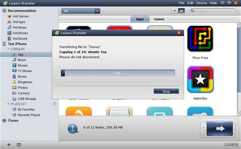 to move apps on iphone 5 how to backup iphone apps to computer leawo tutorial center