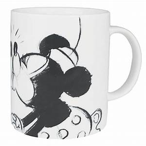 Mickey Mouse Tasse : disney mickey minnie mouse tasse kaffeetasse kissing kaufen ~ A.2002-acura-tl-radio.info Haus und Dekorationen