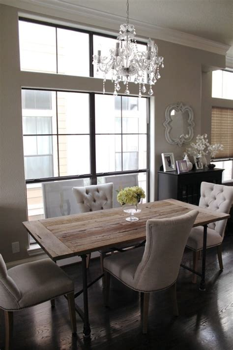 kitchen table chandelier home updates restoration hardware curtains for the
