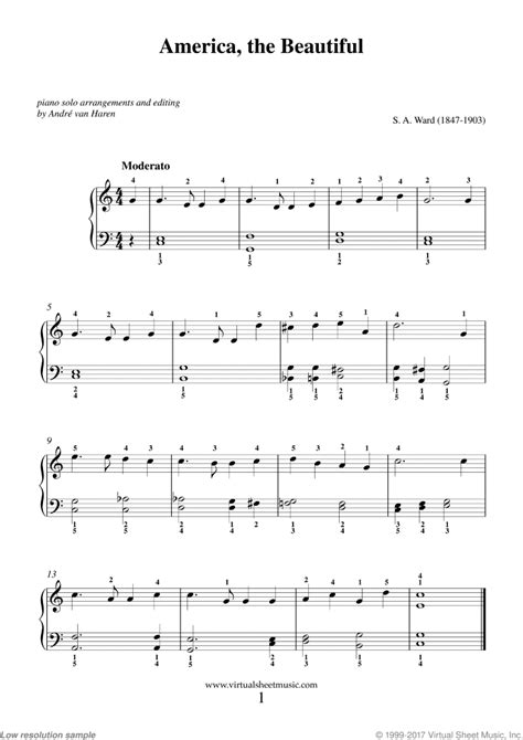 The letter notes sheets posted on this blog are aimed at beginner musicians, most of them are simplified versions of the original songs, in order to make it. Patriotic Sheet Music and Songs for piano solo, USA Tunes and Songs