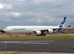 Airbus A340 Aircraft History and Facts