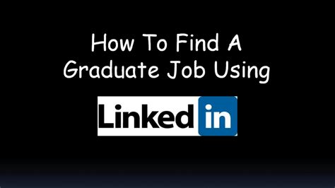 How To Find A Graduate Job Using Linkedin  Youtube. Mickey Mouse Clubhouse Birthday Invitations. Happy Birthday Photo Collage. Free Menu Design Templates. Create Microsoft Invoice Template Download. Dia De Los Muertos Invitations. Bill Of Sale Template Pdf. Free Family Tree Template. Free Guest List Template
